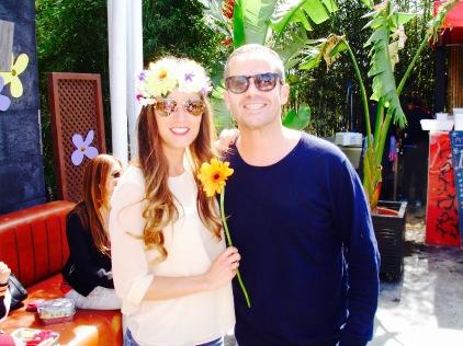 MÓNICA FLAQUER CEO AT http://lovingmysteps.com/ & GATO SUAVE